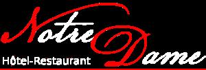 Logo Hotel restaurant notre dame