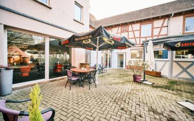 Restaurant avec terrasse à Haguenau