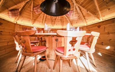 Vous rêvez d'un repas au coin du feu ? Le kota grill à Haguenau est fait pour vous !
