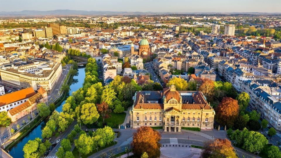 À la recherche d'un hôtel avec restaurant à Haguenau ?